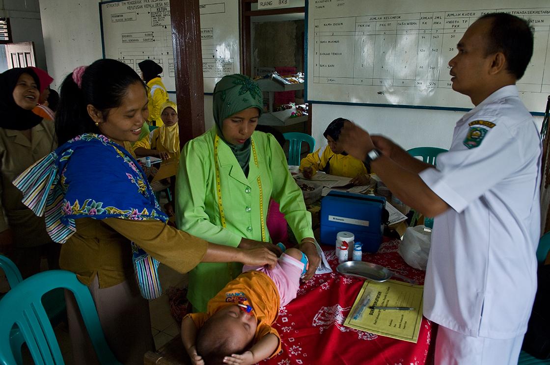 Tanoto Foundation mendukung masyarakat mendapatkan akses kesehatan