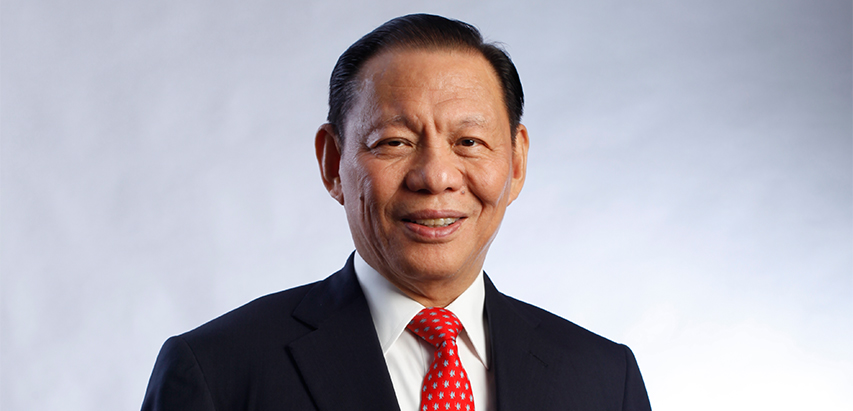 Sukanto Tanoto Pendiri Tanoto Foundation