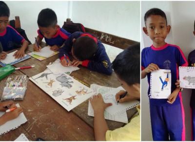 Kegiatan Tanoto Scholars Universitas Hasanudin