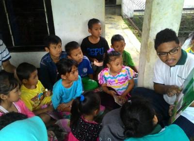 Kegiatan Tanoto Scholars Institut Pertanian Bogor