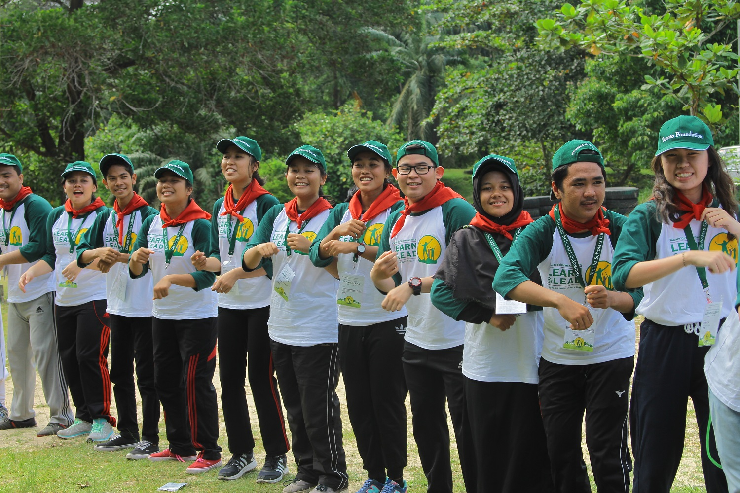 Tanoto Scholars Gathering 2016 - Games