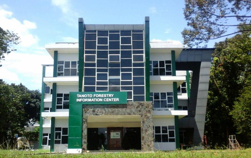 Tanoto Forestry information Center IPB