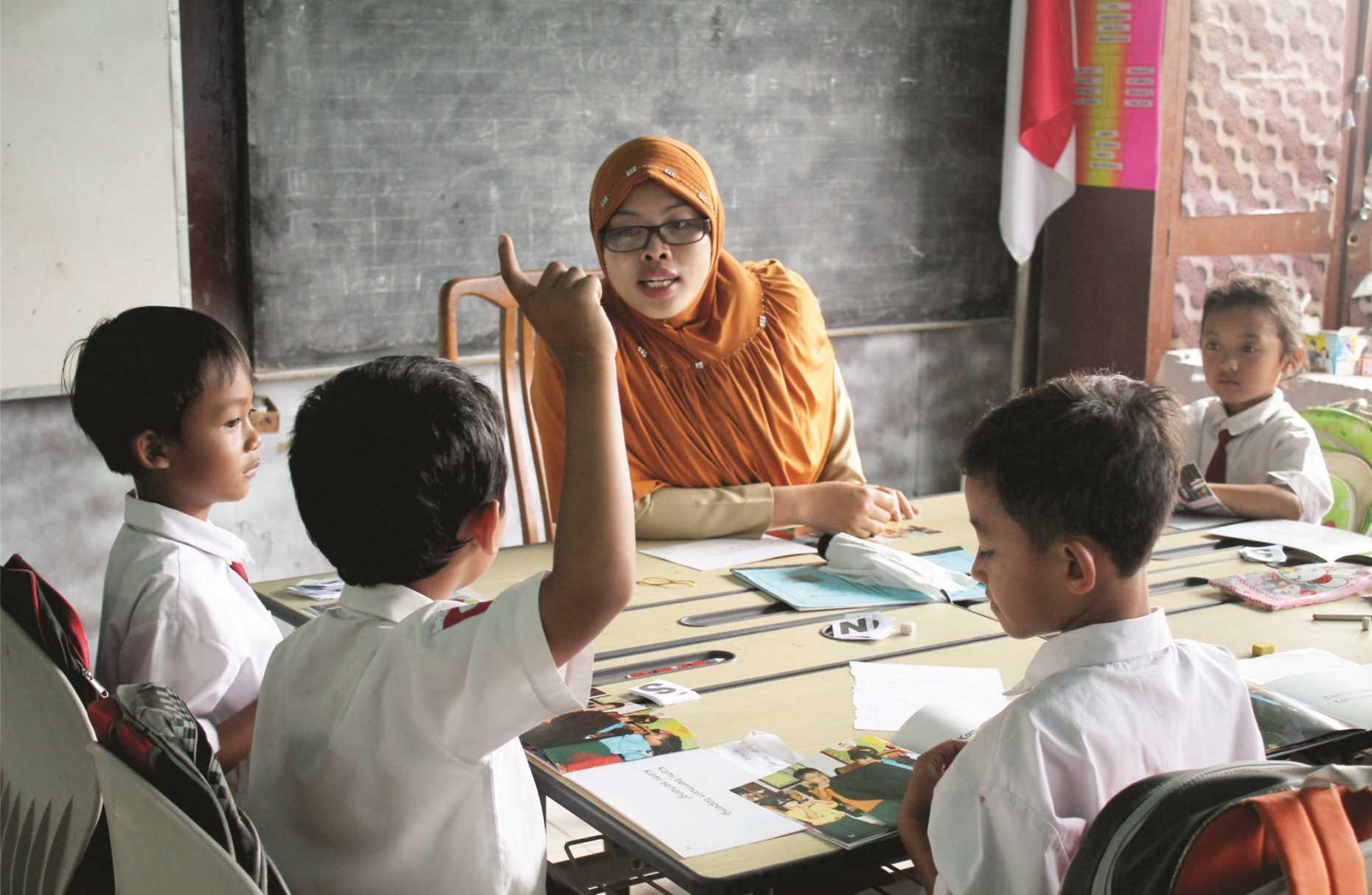 Mempersiapkan Guru Berkualitas Di Indonesia Tanoto Foundation