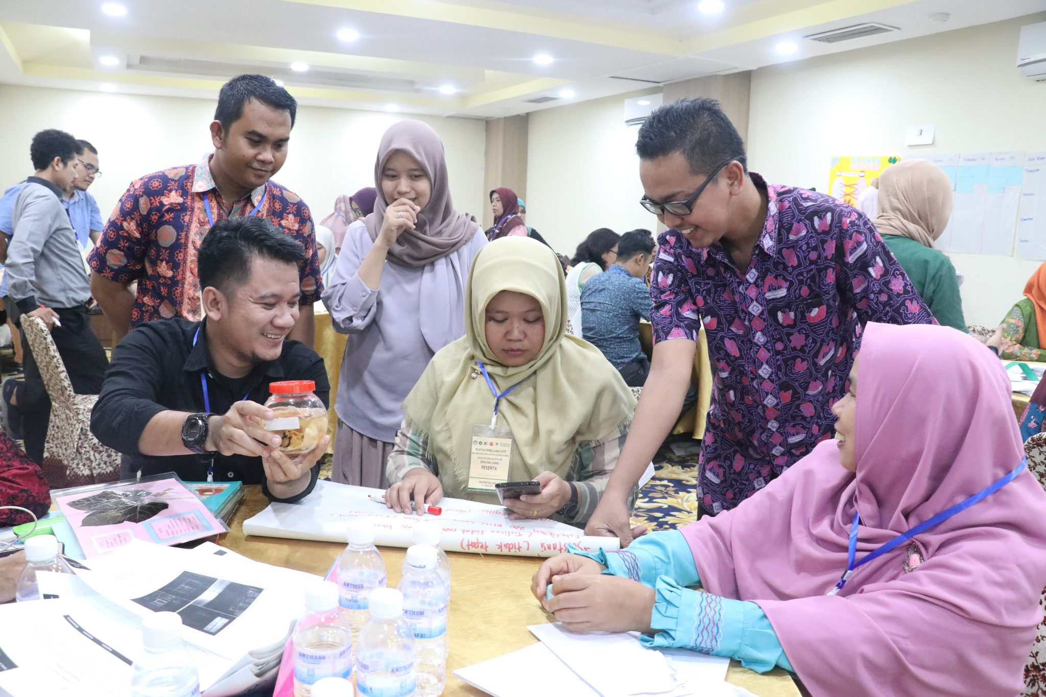 Teacher Training and Development