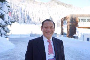 Sukanto Tanoto - Founder of Tanoto Foundation