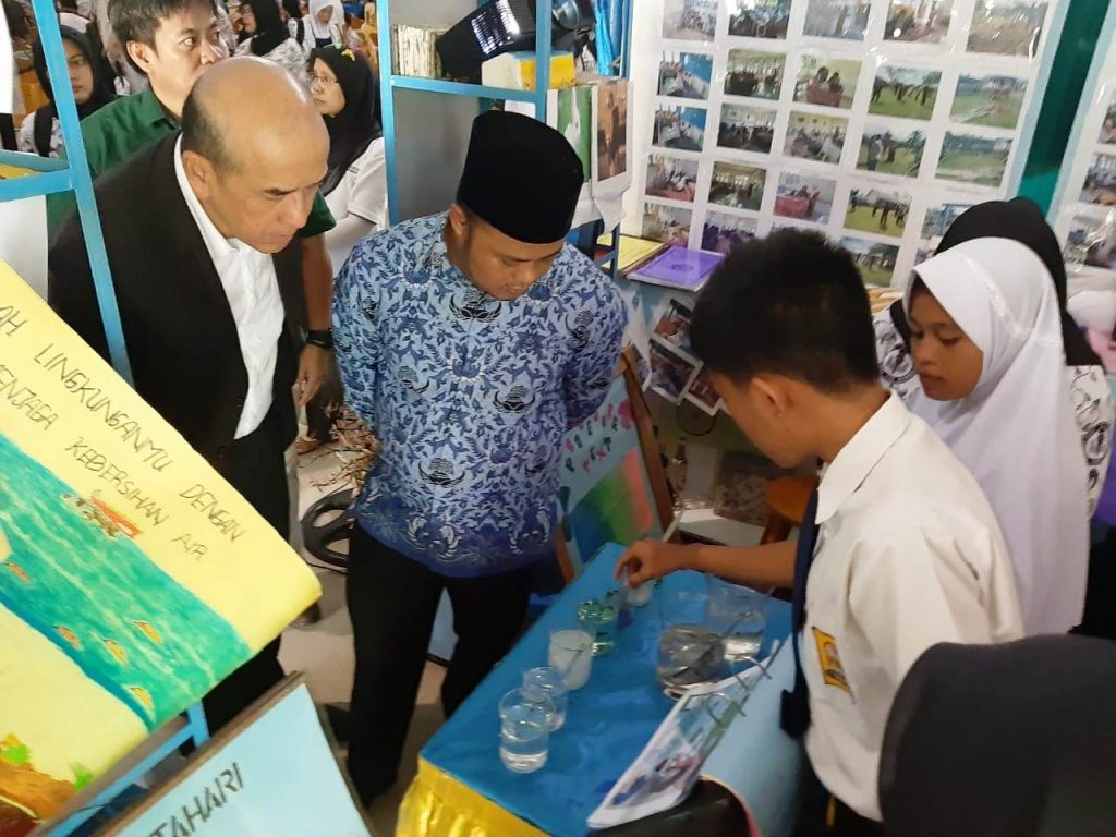 PINTAR program shows continued success among schools in Jambi
