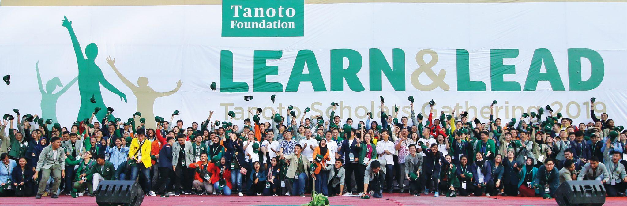 Pengumuman hasil seleksi Beasiswa Tanoto Foundation